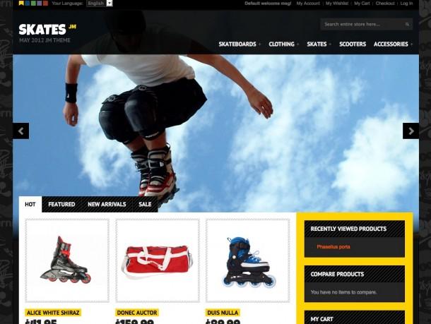 skates-magento