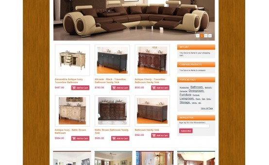 furniture magento