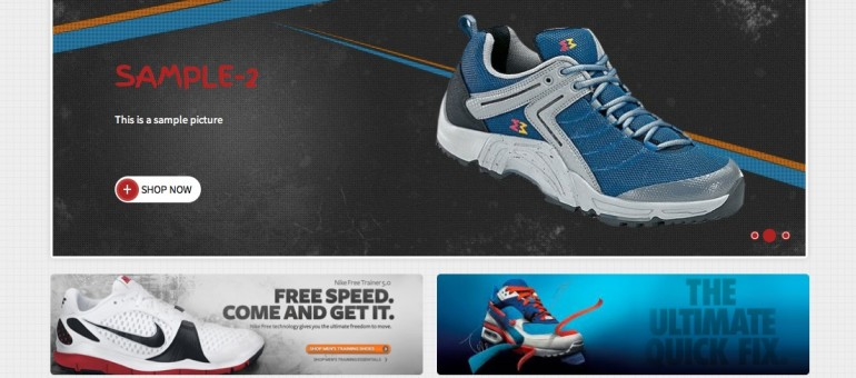 sportshoes prestashop